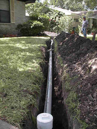 Sewer Lines Winelco Inc Environmental Contractors